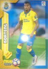 Boateng Top Fichaje nº 294 UD Las Palmas Rookie Megacracks MGK 2016 2017 16/17