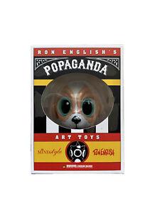 Ron English Popaganda poobah dog Circus Sideshow Mindstyle Vinyl SDCC limited