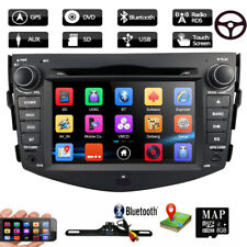 Fit for TOYOTA RAV4 2006-2011 Car Stereo DVD Player GPS Nav Radio Bluetooth iPod