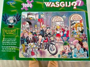 Wasgij Jigsaw Puzzle, 1000 pieces