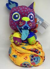 Disney Parks Coco Baby Dante in Blanket Pouch Plush New with Tags
