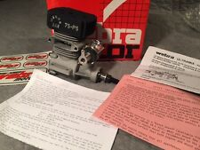 Webra WEBE750 Speed 75 P5 AAR Helicopter Engine Motor with Ultramix Carburetor
