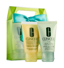 NEW CLINIQUE Sparkle & Glow - 7 Day Scrub Cream, Dramatically Different Lotion+
