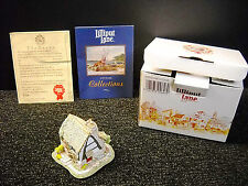 Lilliput Lane Titwillow Cottage English Collection Midlands Nib With Deeds 1993