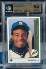 1989 Upper Deck Star Rookie #1 Ken Griffey Jr RC BGS 9.5 True Gem Mint