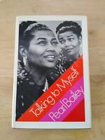 1971 Talking To Myself By Pearl Bailey, Signed First Edition