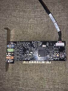 Dell XPS 720 Creative Lab PCI Sound Blaster Audigy SE Sound Card - Model: SB0570