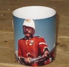 Zulu Colour Sergeant Frank Bourne Rifle MUG