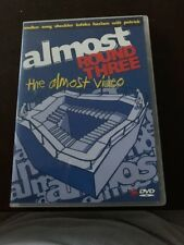 Almost Round Three DVD -Skateboarding -The Almost Video DVD
