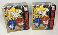 Lot of 2 Transformers Alt-Mode Hasbro Blind Boxes Collect all 8 Series 1