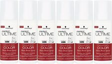 Schwarzkopf Diamond Colour Shine Boost Spray (6 x 100ml) Essence Ultime