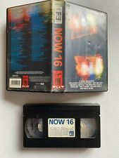 Now thats what I call music 16   VHS Video compilation   hits from 1989