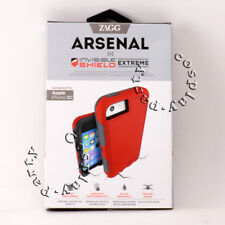 ZAGG Invisible Shield Arsenal Case for iPhone 5C with iS Extreme Red