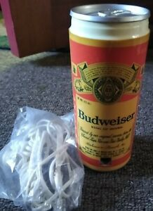 """Very Rare Vintage BUDWEISER BEER """"Can"""" TELEPHONE....L@@K!"""