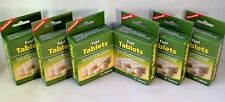 144 HEXAMINE ESBIT FUEL TABLETS FOR EMERGENCY STOVES, FIRE KEEP, WARM, COOK!