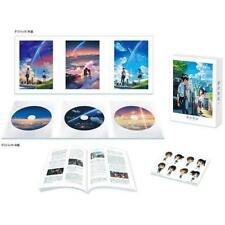 ANIMATION-YOUR NAME. Special Edition JAPAN 3 BLU-RAY Japan with Tracking