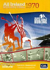 1970 GAA All Ireland Hurling Final:  Cork v Wexford  DVD