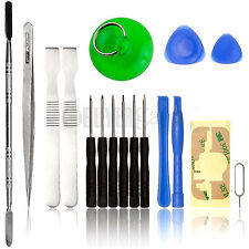 17 Pcs Cell Phone Repair Screwdrivers Kit For HTC Motolora, iPhone ,Blackberrry
