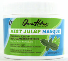 QUEEN HELENE MINT JULEP FACE MASQUE JAR 12 OZ.