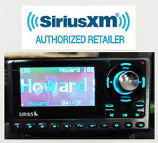 receiver only no accessories Sirius Sportster 4 SP4 replace radio