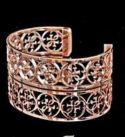 Guess UBB28090  Damen Armreif Armband  IP Rose neu
