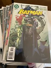 Batman Lot, Issue #s 608-619, Complete Set of Hush Storyline, JIm Lee