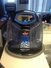 BISSELL SpotClean ProHeat Portable Spot and Stain Carpet Cleaner - Blue 5207U
