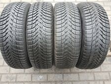 4x Winter Tyres Michelin Alpin A4 205/60/16 R16 92H