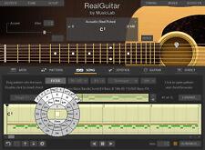 MusicLab Real Guitar 4 Acoustic Guitar Plug In Mac PC E License