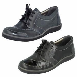 Ausverkauf Damen SUAVE Leather Schnürschuhe LULU