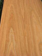 American Cherry Wood veneer -  veneer sheet - 2500mm x 310mm - real wood