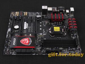 MSI Z97 GAMING 5 Motherboard LGA 1150 Intel Z97 HDMI USB3.0 VGA With I/O