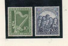 Berlin Musica Orquesta Filarmonica serie del año 1950 (CZ-284)