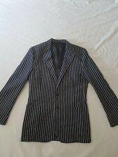 69153603fa Gucci giacca uomo in cotone a righe tg. 50 (vestibilità 46/48)