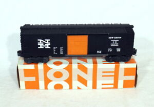 Scarce Postwar Lionel 6464-725 Black New Haven Boxcar (1969)~Mint Unrun~wNice OB