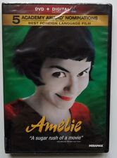Amelie Dvd, 2002, 2-Disc Set, Special Edition New Digital Ultraviolet Widescreen