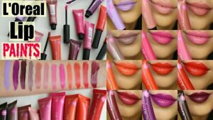 🔥L'oreal Infallible Lip Paint / MAT / LACQUER ----ASSORTED----8 SHADES----🔥