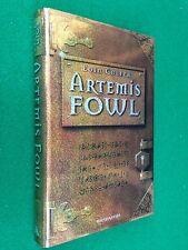 Eoin COLFER - ARTEMIS FOWL , Ed Mondadori (2002) Come Nuovo !!!
