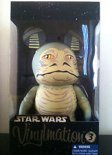 "DISNEY VINYLMATION 9"" JABBA THE HUTT SALACIOUS CRUMB JR STAR WARS WEEKENDS 1000"