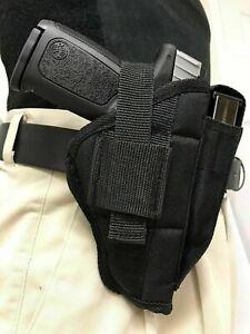 Protech Nylon Hip Belt (OWB) Gun holster For... choose your Gun model