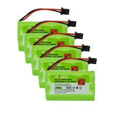 5 Cordless Home Phone Battery For Uniden BT446 BT-1005 ER-P512 BT598 BT-446