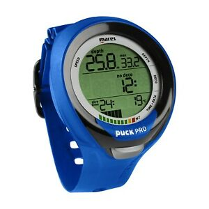 Mares Puck Pro Plus Dive Computer Air/Nitrox Scuba Diving Wrist Dive Watch, NEW