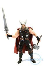 """Marvel Legends 6"""" Inch Allfather BAF Wave Avengers Comic Thor Loose Complete"""