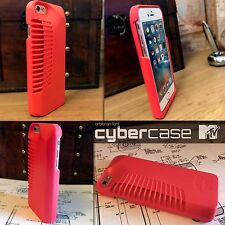 iPhone 5 Rugged Impact Displacement System Sound & Base  Enhancement Pink Case