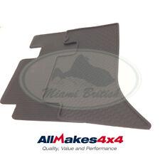 LAND ROVER REAR FLOOR RUBBER MATS SET RANGE 95-02 P38 GMS060 ALLMAKES4x4