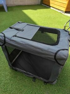 Dog Travel Crate (Small dog or Puppy)