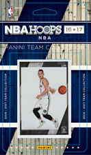 Original 2016-17 Season Team Set Basketball Trading Cards