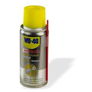 WD-40 Schließzylinderspray 100 ml Schlossspray Schmiermittel Schmierspray