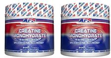 APS Nutrition Creatine Monohydrate 1000g - 200 Servings STRENGTH RECOVERY ENERGY