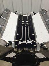 Motion Raceworks LS Stainless Coolant Crossover - LS1, LS2, LS3, LS6, LS7, LS9